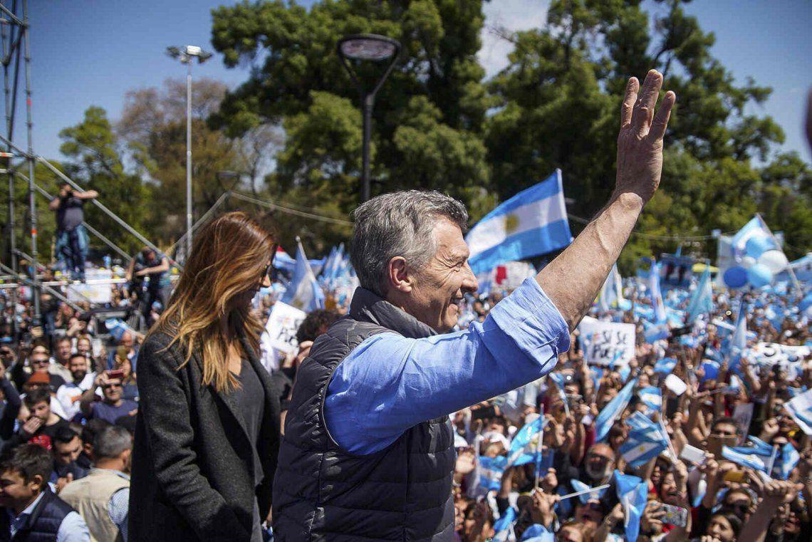 Mauricio Macri lleva la marcha del #SiSePuede a Salta