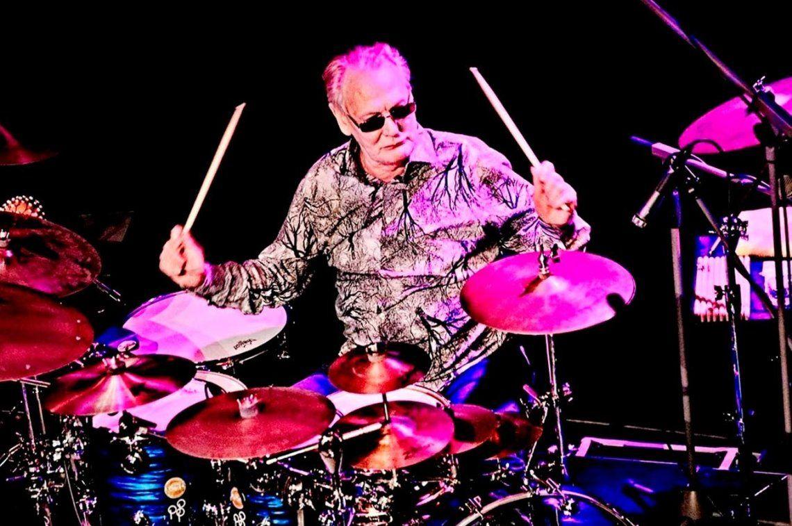 Murió Peter Ginger Baker, el baterista que le hizo el aguante a Eric Clapton