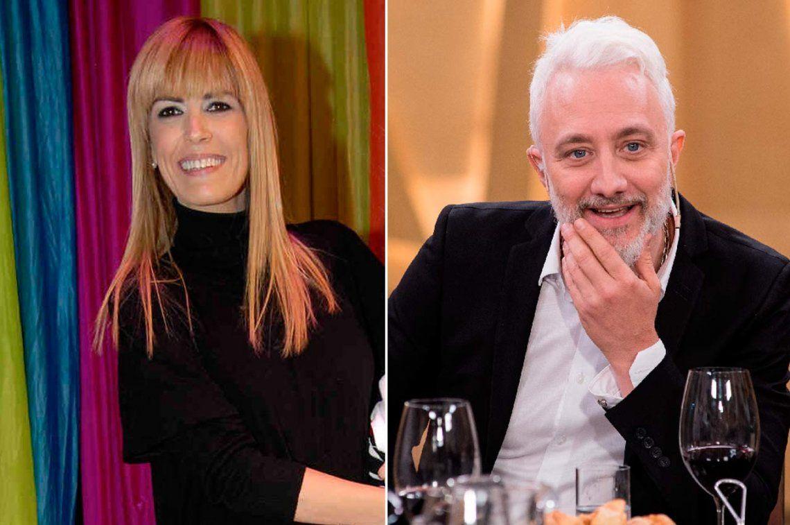 Viviana Canosa le contestó a Andy Kusnetzoff: Hay mucha gente con doble discurso en los medios