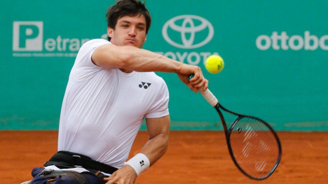 Gustavo Fernández, pasión por el tenis y la vida misma