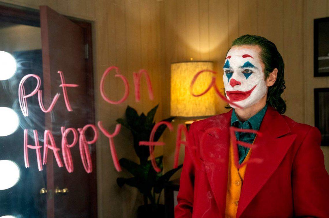 Joaquin Phoenix: En el Joker nunca me relajé y fue emocionante