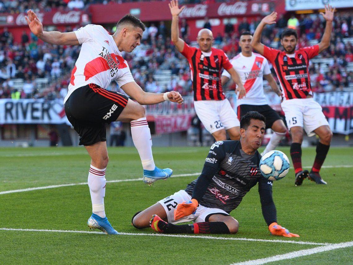 Postales de la fecha 9 de la Superliga