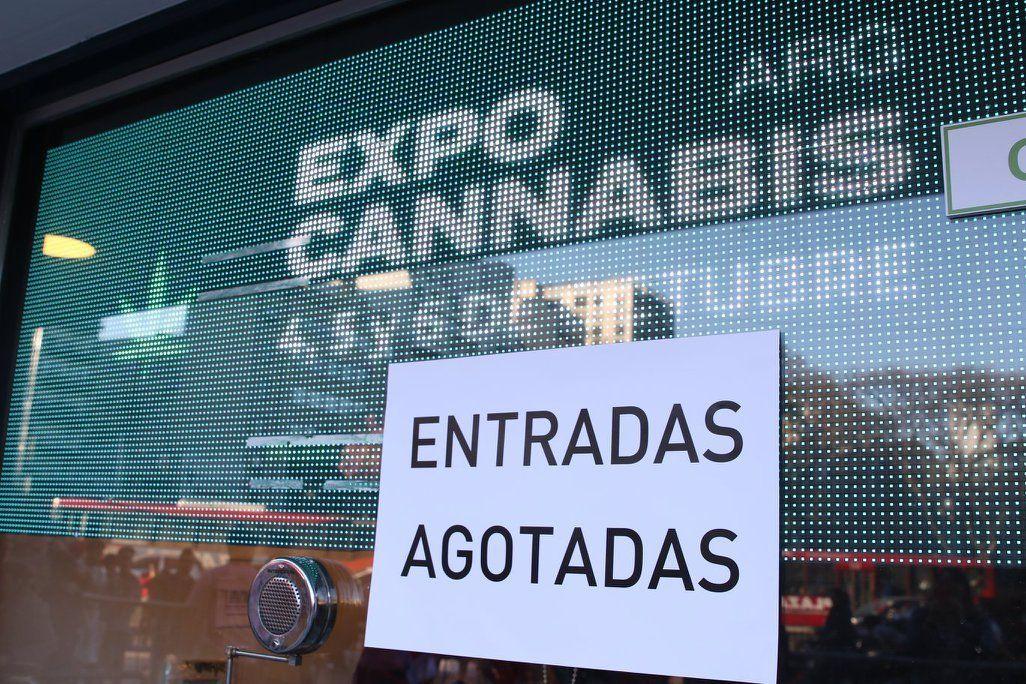 Primera Expo Cannabis con entradas agotadas - Ph Expo Cannabis Argentina