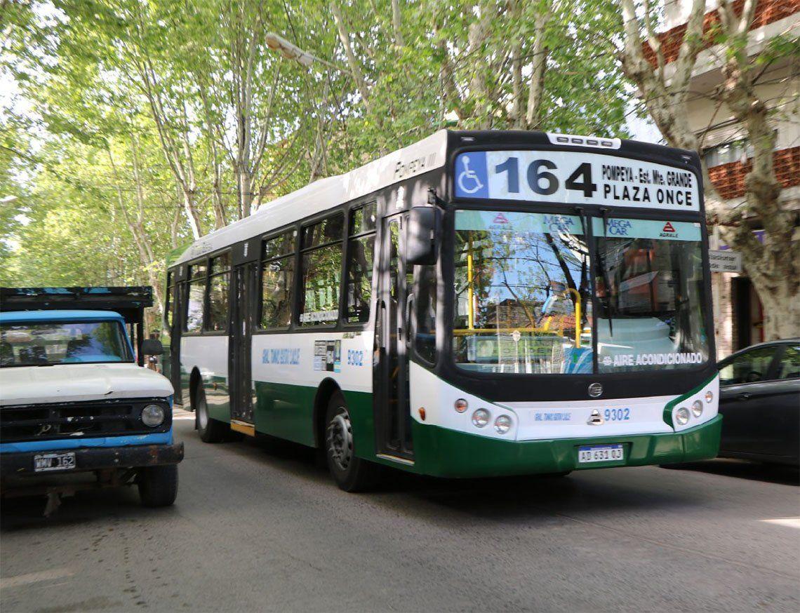 Las líneas 164 y 119 comenzaron a funcionar
