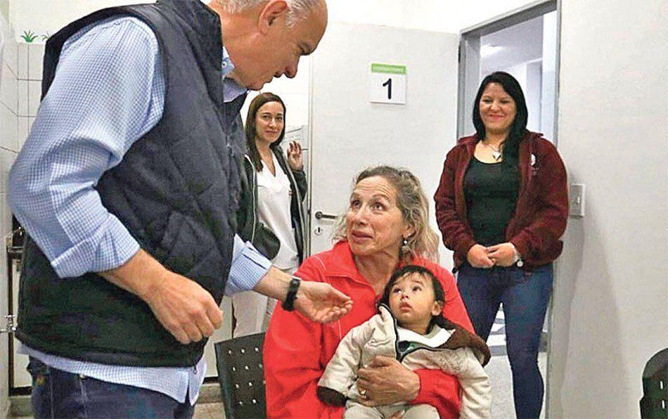 Lanús: obras terminadas en dos unidades sanitarias