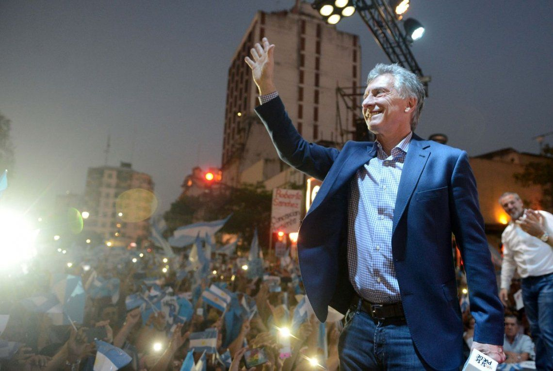 Macri encabezó la marcha del Sí se puede en Tucumán y pidió tiempo