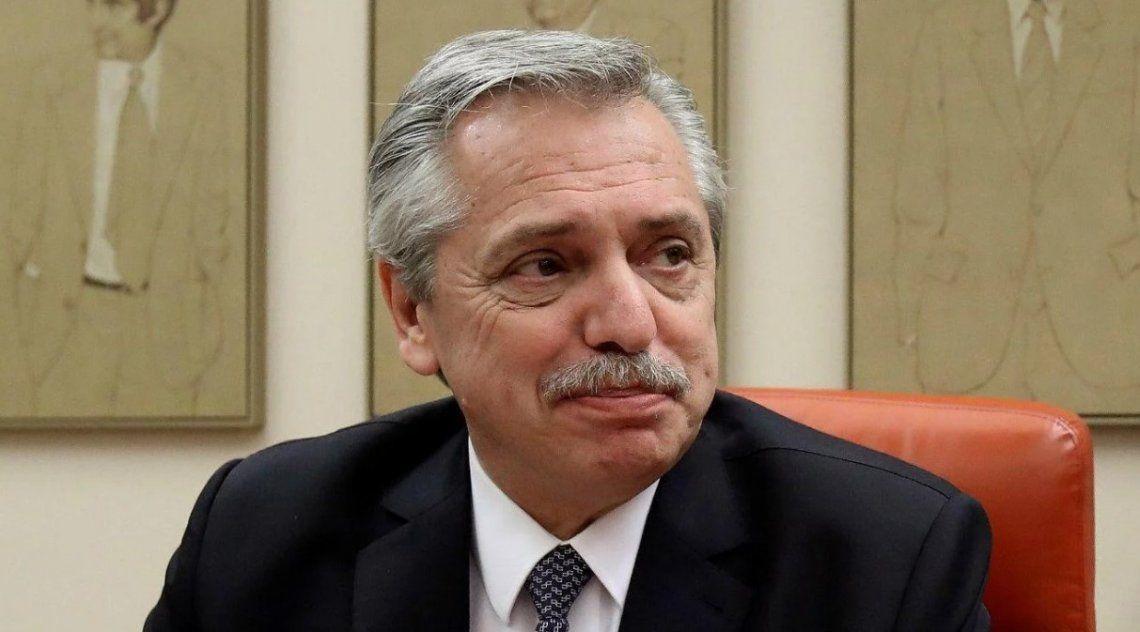 Alberto Fernández afirmó que la reforma de Bienes Personales merece un estudio mayor