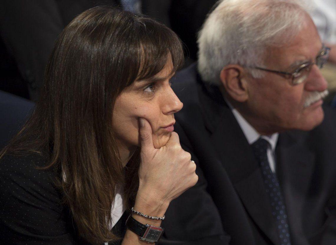 Operaron de urgencia a Malena Galmarini y Massa suspende su campaña
