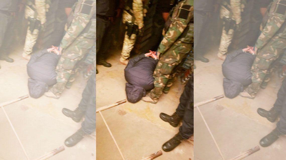 Rafael Calzada: toma de rehenes terminó con dos muertos