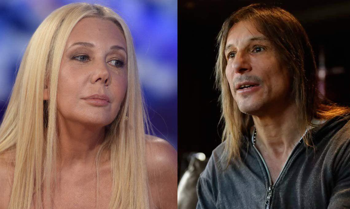 Mariana Nannis denunciará a Claudio Paul Caniggia por violencia familiar