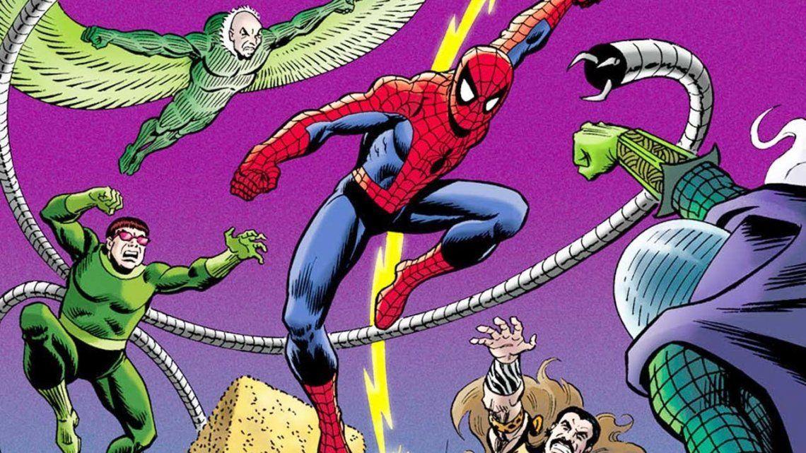 Spider-Man podría enfrentarse a los Seis Siniestros en su próximo film dentro del Universo Marvel