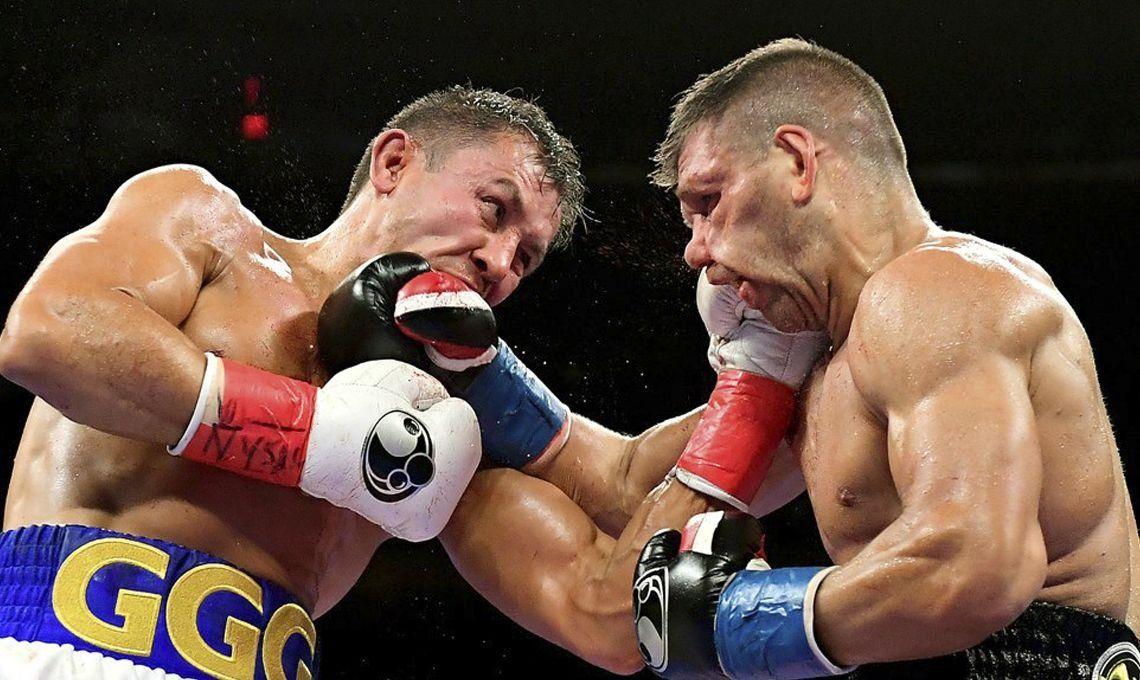 Boxeo en ruso básico