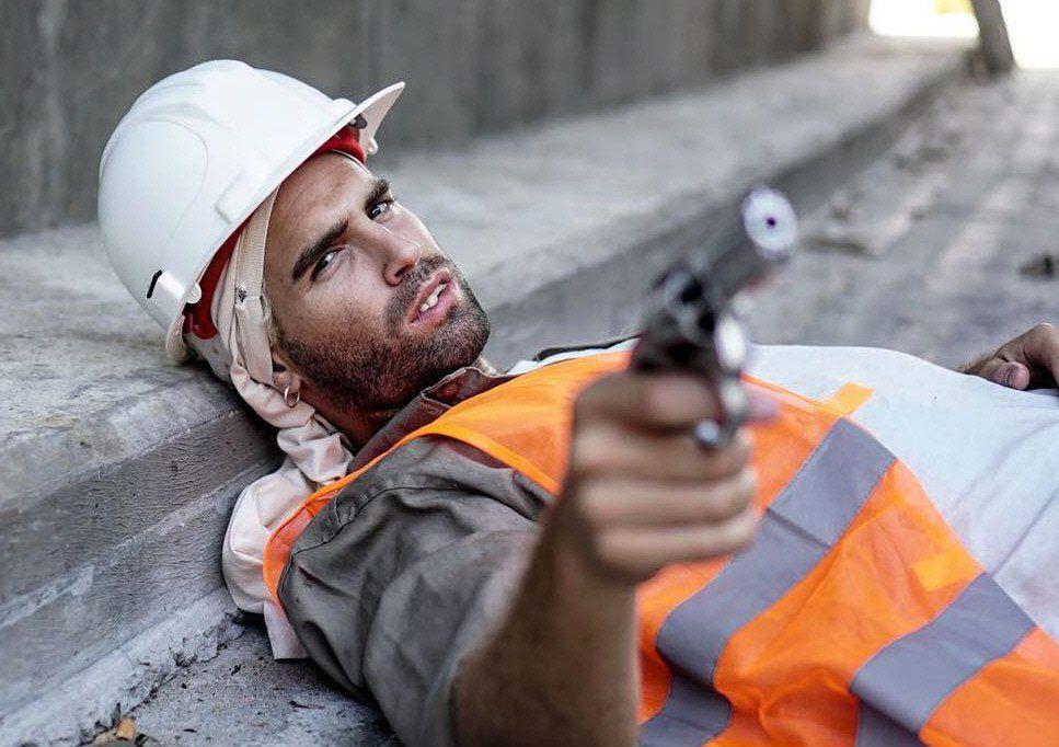 Nicolás Furtado suma roles: forma parte del elenco de dos miniseries y una película en cartel
