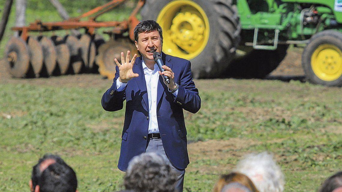 Daniel Arroyo: Parar la caída del hambre será la primera tarea