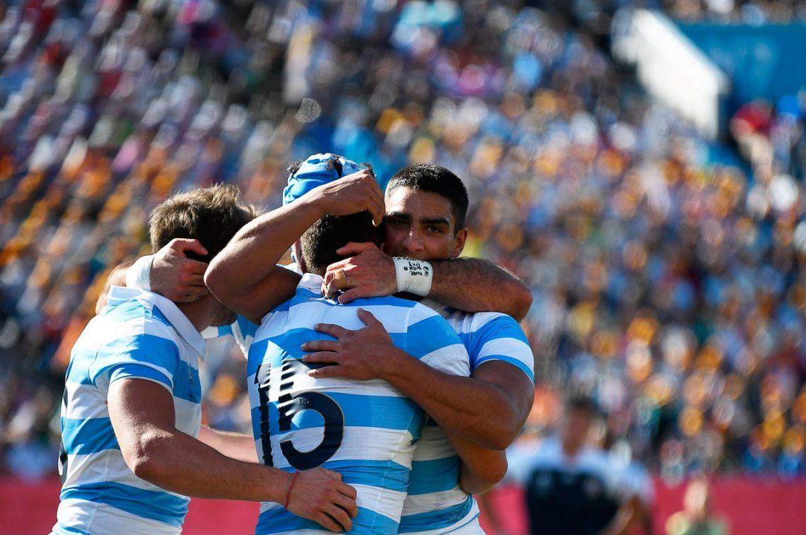 Mundial de Rugby Japón 2019: Argentina aplastó a EEUU 47-17 y se despidió del torneo