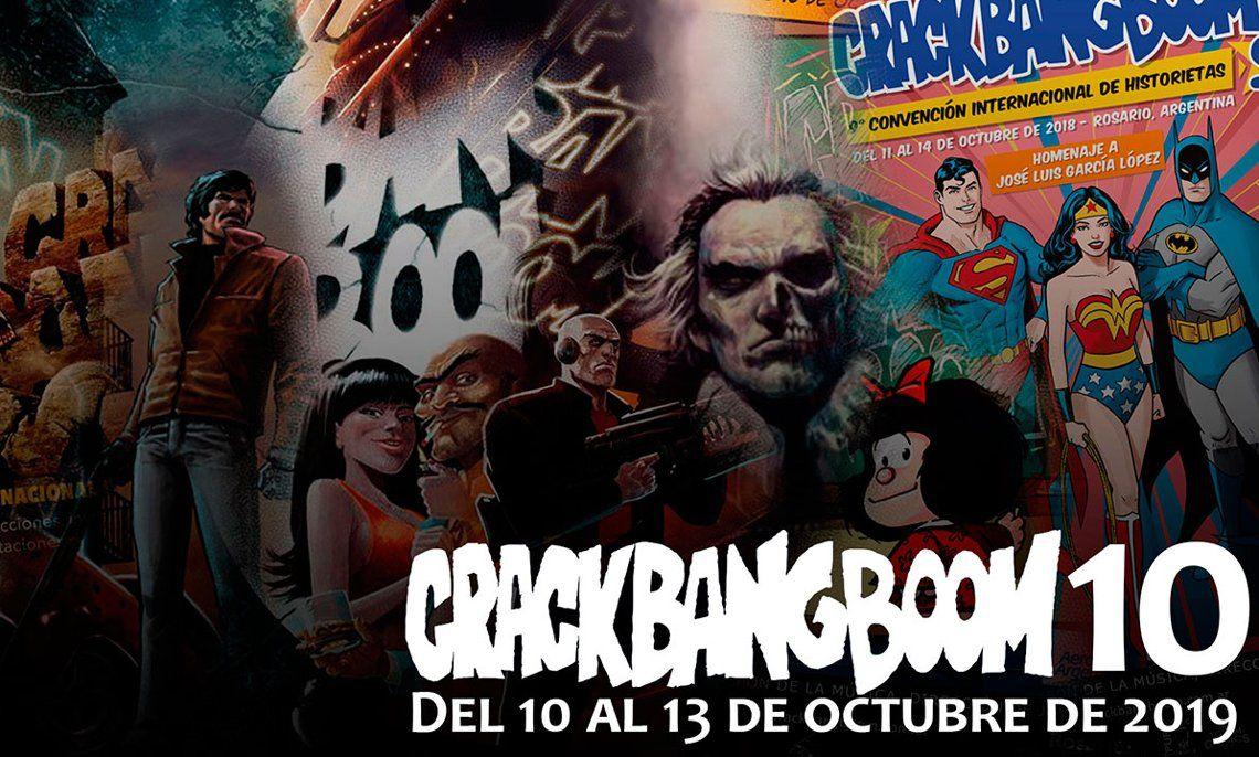 Crack Bang Boom 2019: cuándo se realiza, dónde, qué invitados habrá y cuánto salen los abonos de la décima edición de la mejor convención de comics de la Argentina