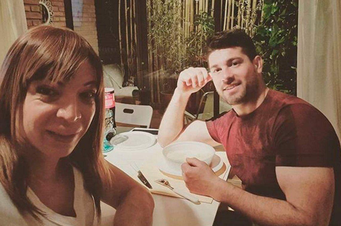 La separación no le duró nada: Lizy Tagliani volvió a salir con Leo Alturria