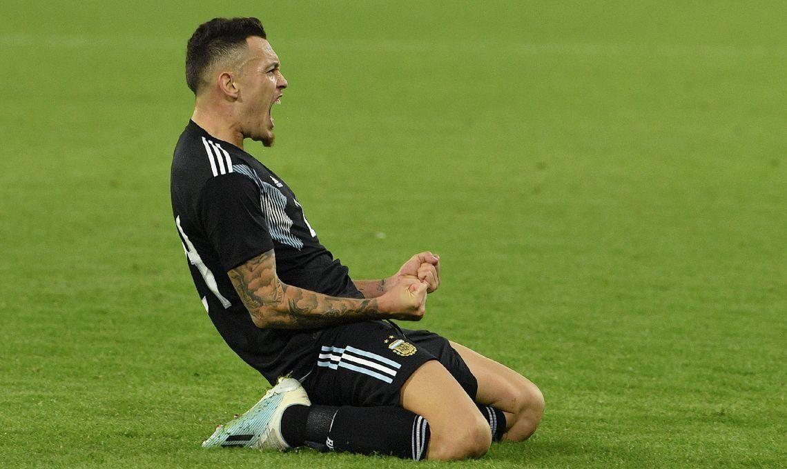 Los goles de Alario y Ocampos que salvaron a la Argentina ante Alemania