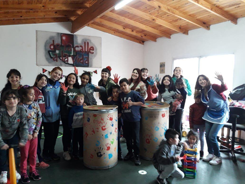 Tres de Febrero: Fundación De la Calle a la Vida, un refugio en la lectura
