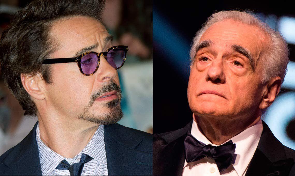 Robert Downey Jr. responde a las críticas de Martin Scorsese al Universo Marvel: No tiene lógica
