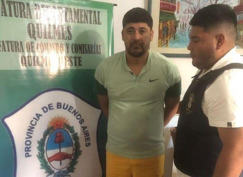 Quilmes: detuvieron a un Chacal que secuestró, golpeó, violó y torturó a una chica durante cuatro meses