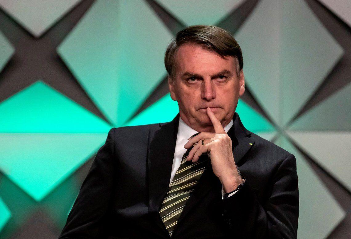 Bolsonaro advirtió sobre las elecciones en nuestro país: Hemos trabajado para que no vuelva el pasado