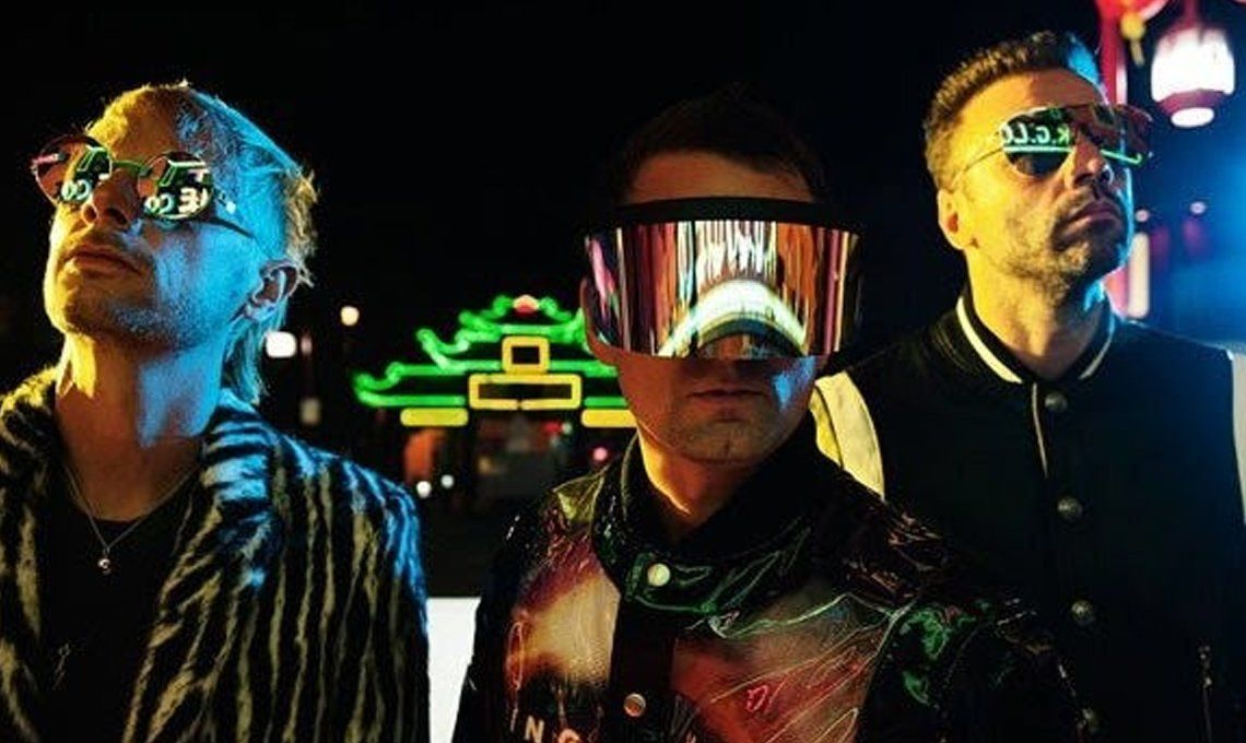 Muse trae su Simulation Theory World Tour a Buenos Aires