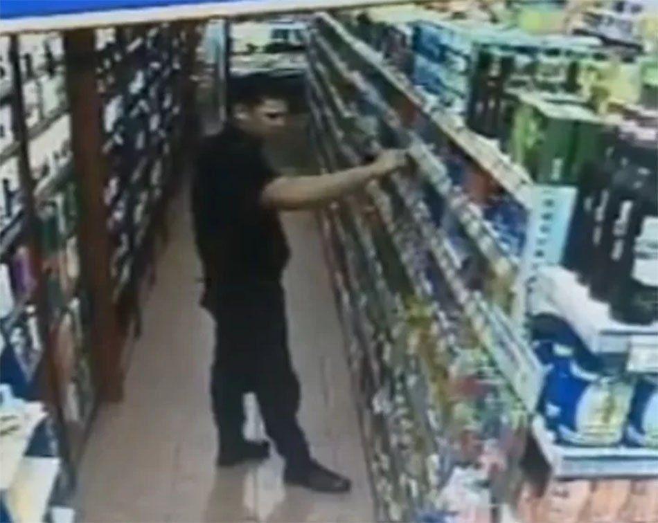 Ezeiza: echan a un policía de la Bonaerense por robar una lata de picadillo en un súper chino