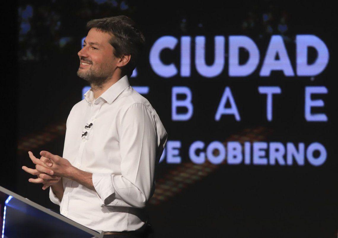 Matías Lammens, en el debate Capital: Queremos crear nuestra propia justicia