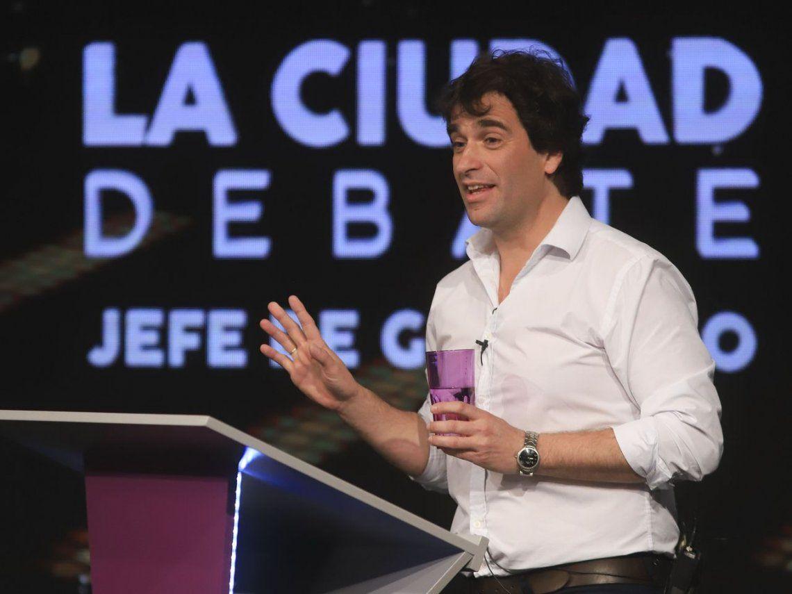 Gabriel Solano, en el debate Capital, Queremos que todos los trabajadores estén en planta permanente