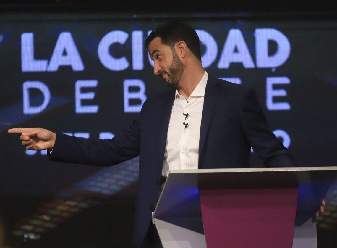 Matías Tombolini, en el debate porteño: Los clubes de barrio están siendo desfinanciados