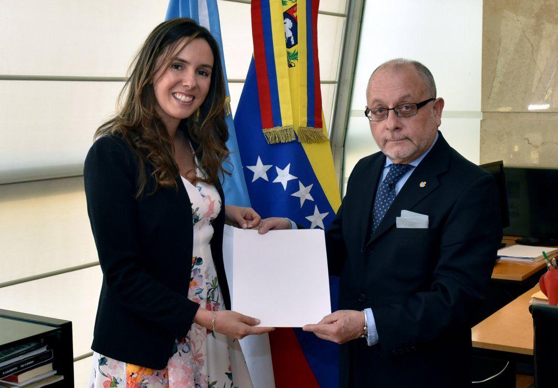 La Argentina rompió relaciones diplomáticas con Venezuela y le dio representación plena a la embajadora de Juan Guaidó