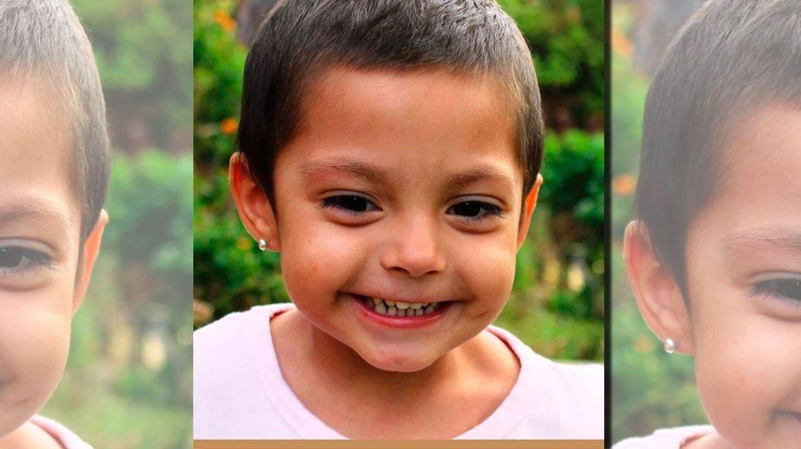 Paloma Ochoa, la nena cordobesa de 3 años que superó un cáncer