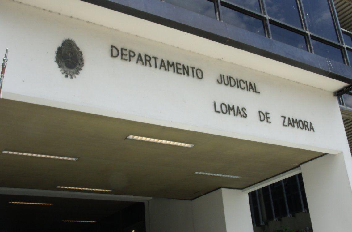 El proceso judicial se sustanció en los Tribunales de Lomas de Zamora.
