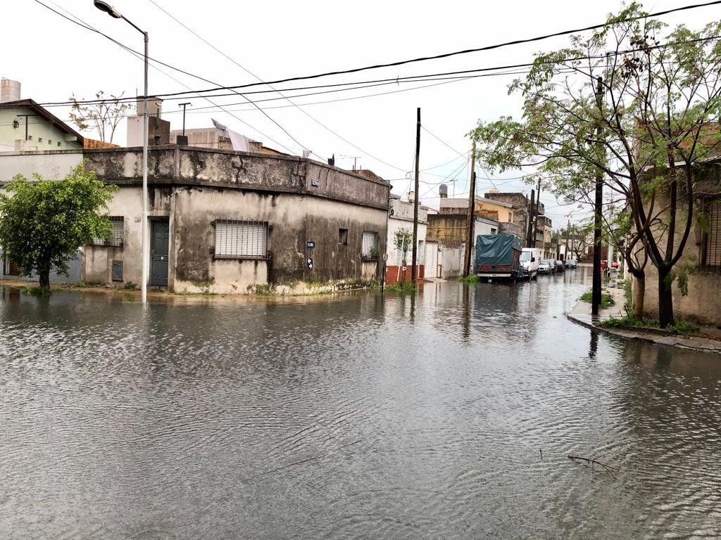 Alerta por tormentas fuertes y caída de granizo para la ciudad de Buenos Aires y la Provincia