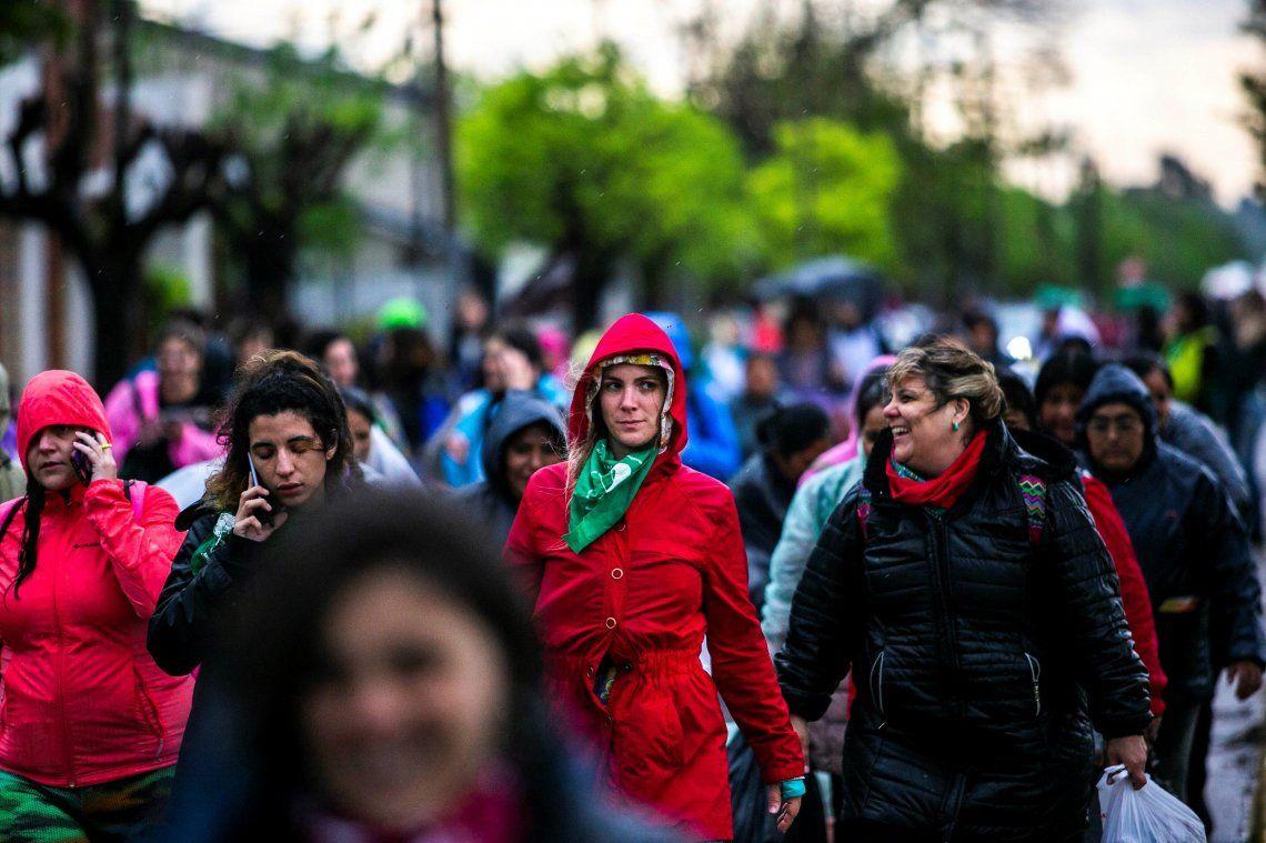 El 34º Encuentro Nacional de Mujeres se lleva a cabo en La Plata