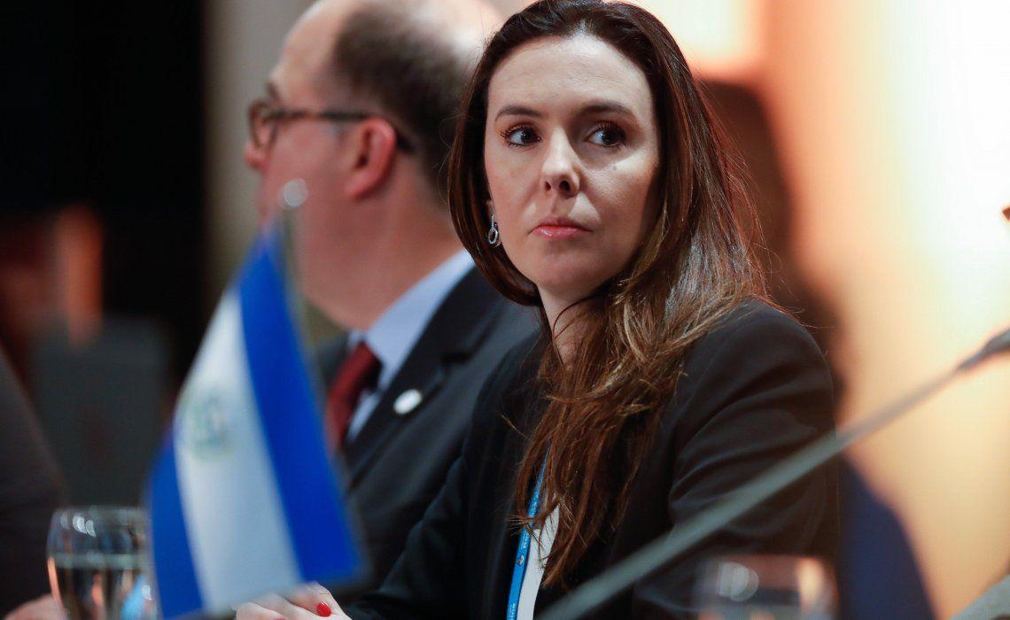 El viernes fue reconocida Elisa Trotta como embajadora de Venezuela ante la República Argentina.
