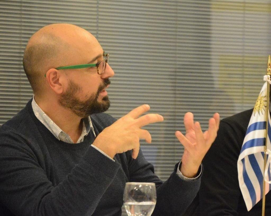 Andrés Scagliola: En Uruguay estamos convencidos de que no hay que retroceder ni un paso en el avance y consolidación de los derechos LGBTI+