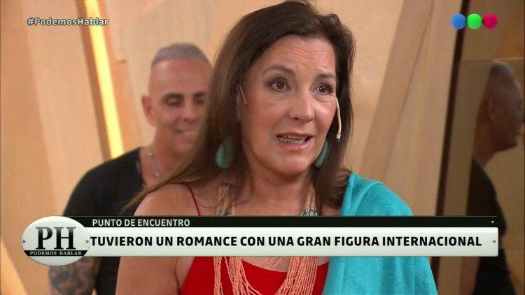 La dura confesión de Mónica Gonzaga sobre Julio Iglesias