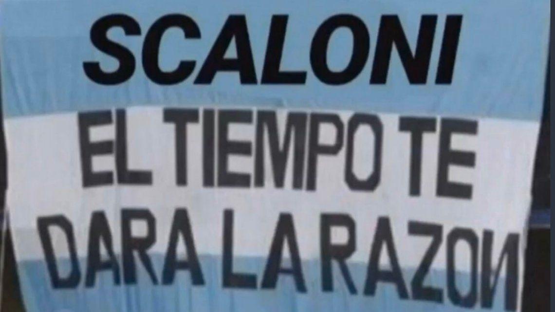 La goleada de Argentina despertó varios memes: el perdón Scaloni se llevó los principales