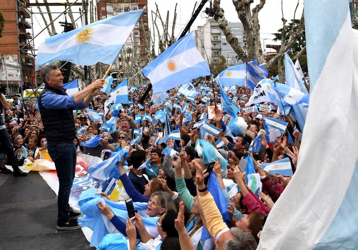 Tras el debate, Macri encabezará este lunes la marcha del #SiSePuede en Paraná