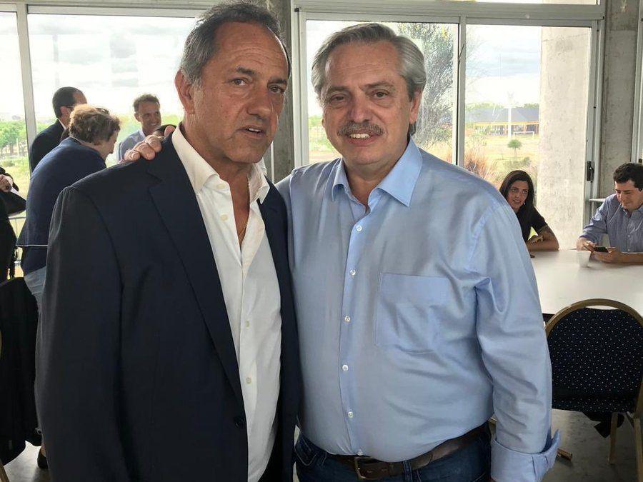 Daniel Scioli será embajador en Brasil