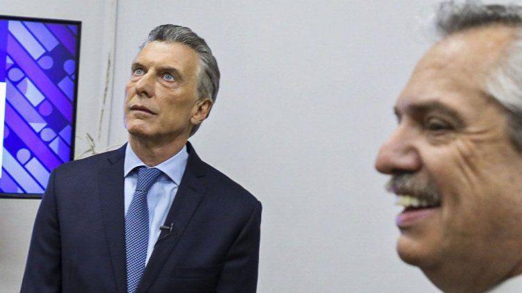 Caras y gestos: las postales del Debate Presidencial