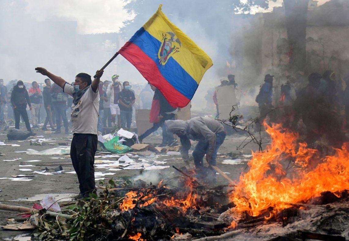Ecuador: hubo un acuerdo entre Moreno y el movimiento indígena  y revocaron las medidas