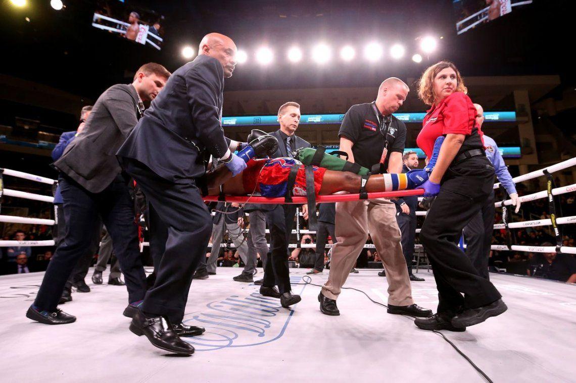 Video | El tremendo KO que dejó al borde de la muerte a un boxeador