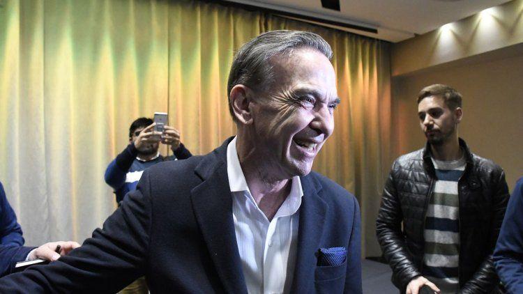 Para Pichetto, Macri ganó el debate y Fernández estuvo agresivo