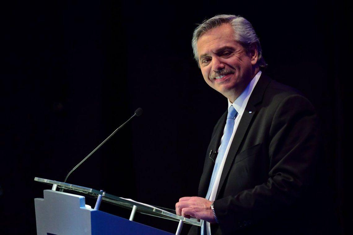 Alberto Fernández: La diferencia con Macri es que yo dije la verdad
