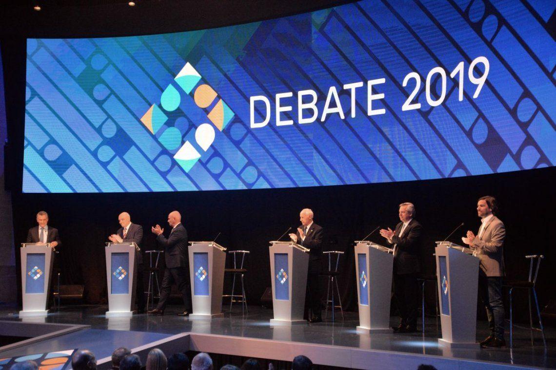 Segundo debate presidencial: lugar, horario, moderadores y temas a tratar