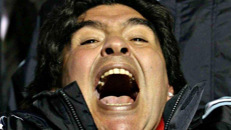 Diego Maradona fue abuelo por cuarta vez: nació India Nicole Maradona