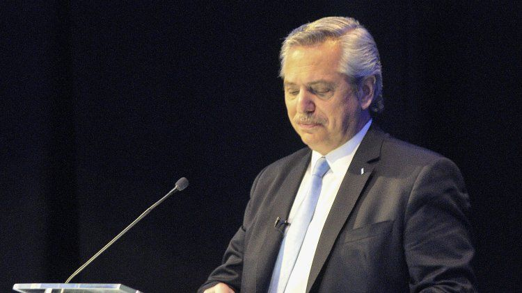 Alberto Fernández, tras el debate: Yo no acuso a nadie, es una gestualidad